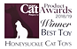 Winner Best Cat Toy Your Cat Magazine Product Awards 2019