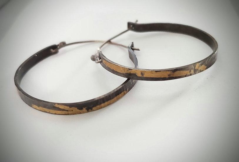 Keumboo Hoop Earrings