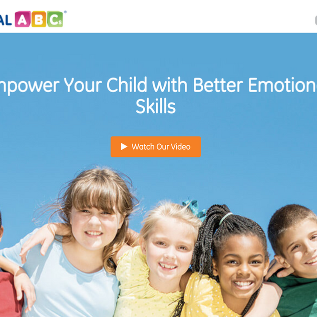 Emotional ABCs Website