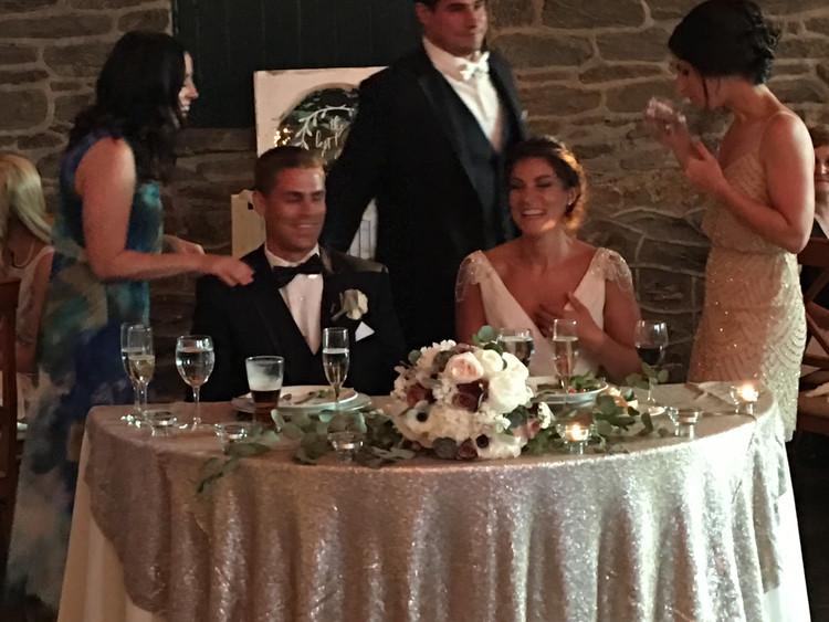 Samantha & Christopher Lex June 25, 2016