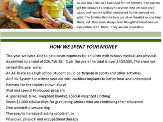 SISU Children's Fund