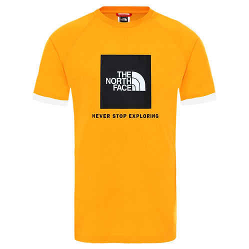 Men's Raglan Redbox T-Shirt