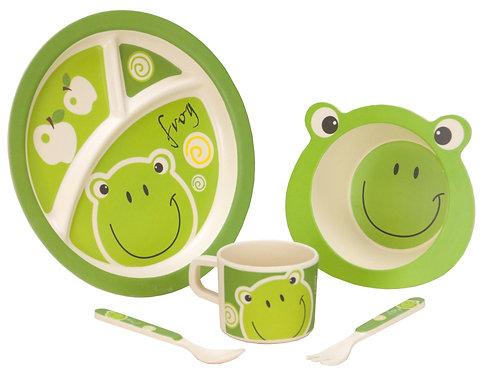 Bamboo Frog Kids Set