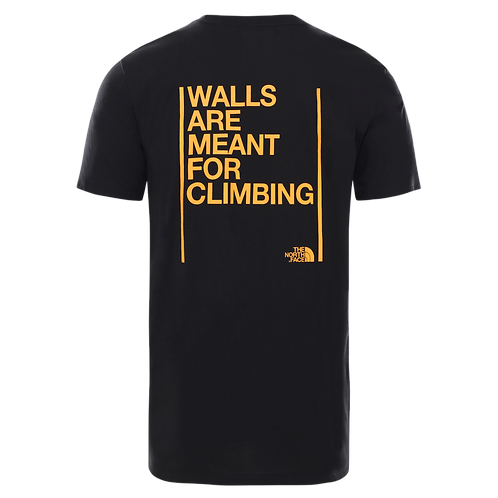Unisex Walls Are Meant For Climbing T-Shirt