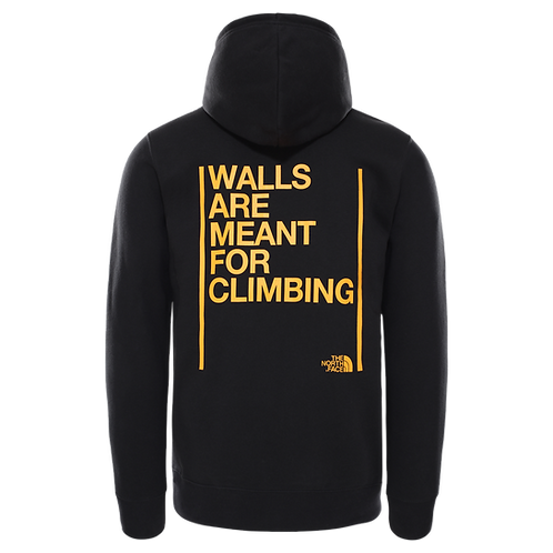 Unisex Walls Are Meant For Climbing Hoodie