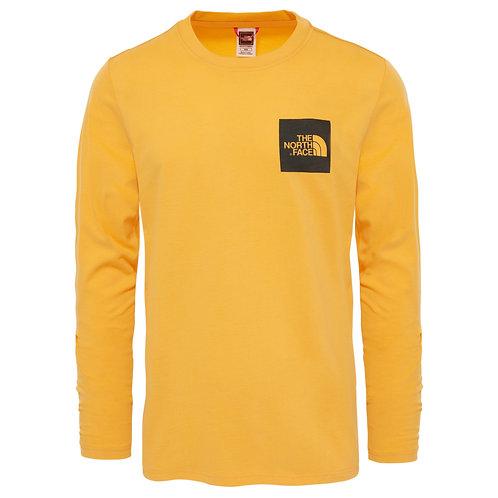 Men's Long-Sleeve Fine T-Shirt