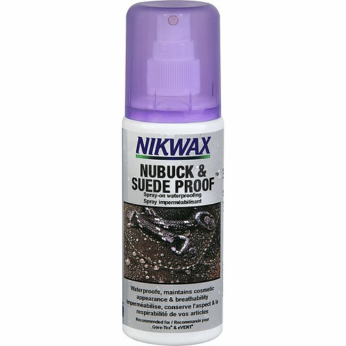 Nubuck & Suede Proof™