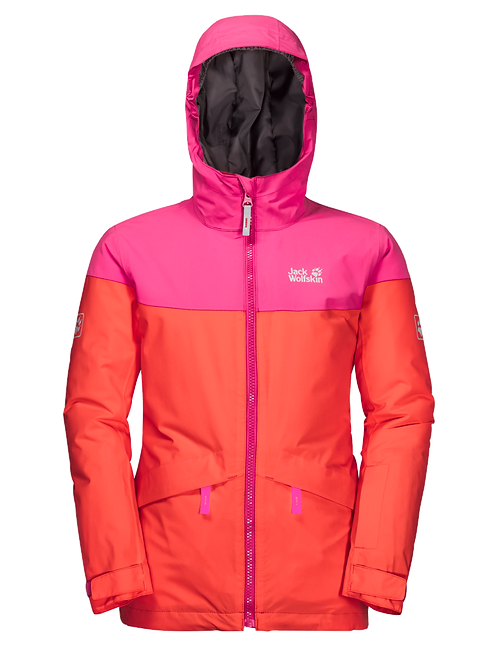 Girl's Powder Mountain Jacket