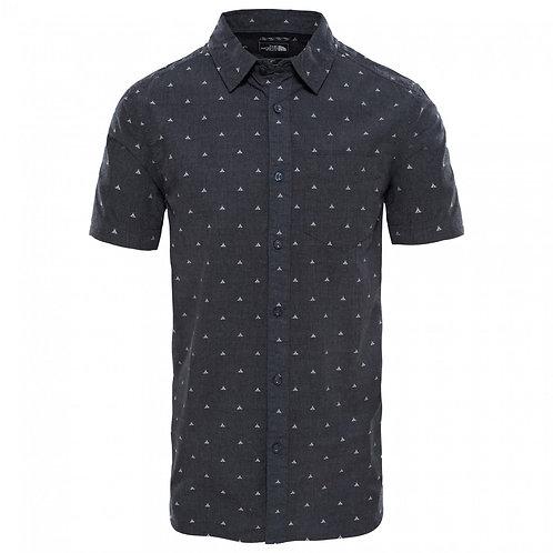 Men's S/S Baytrail Jacquard Shirt