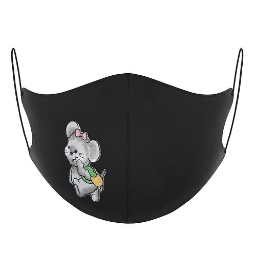 Kagami Face Mask - Mousy