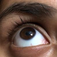 Eyelashes: