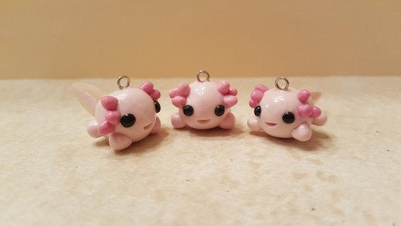 Axolotl Charms
