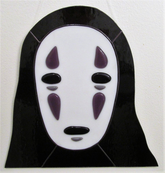 No Face, Spirited Away Inspired Stai