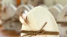 Holzwerkstatt auf der Fazenda Bickenried