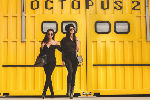 Vanessa Villani & Johanna Frantz