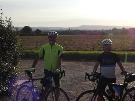 Lancs to Lakes: LEJoG Day 8 - and then a rest!