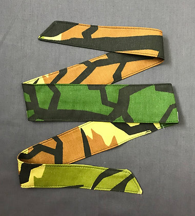 Predator Spring Green Headband