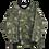 Thumbnail: Green G-Hex Woodsball Jersey