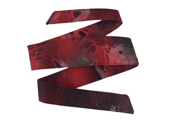 Red G-Hex Headband