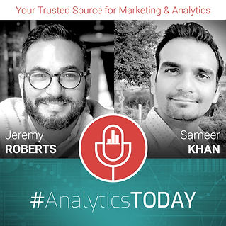 AnalyticsTODAY Podcast