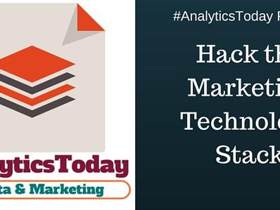 5 Marketing Technology Hacks for Digital Marketing Success