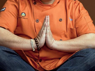 Rodelio Aglibot - The Food Buddha