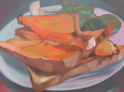 cheese on toast evie beasley