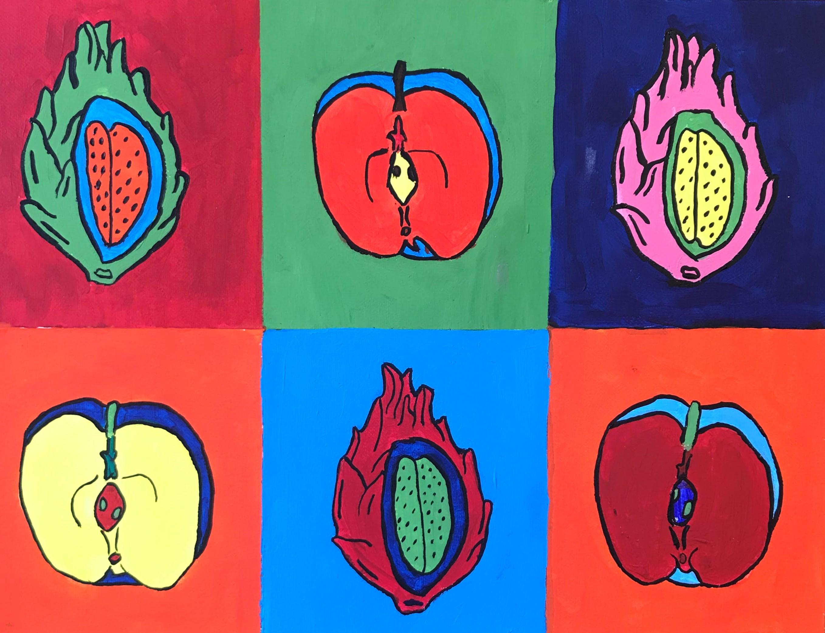 fruit saladIsobelle Wilebore