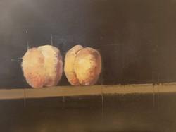 pair of peaches scott bridgwood