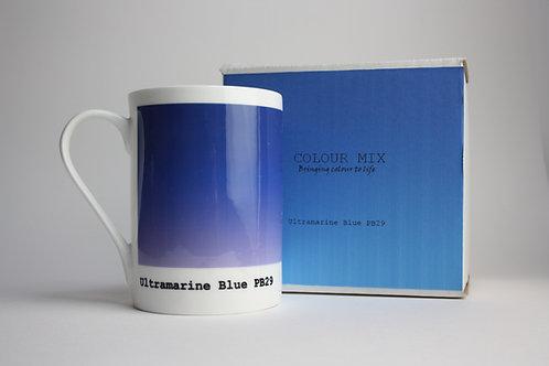 Bone China Mug Colour Mix Mug