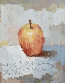 isolation apples II scott bridgwood
