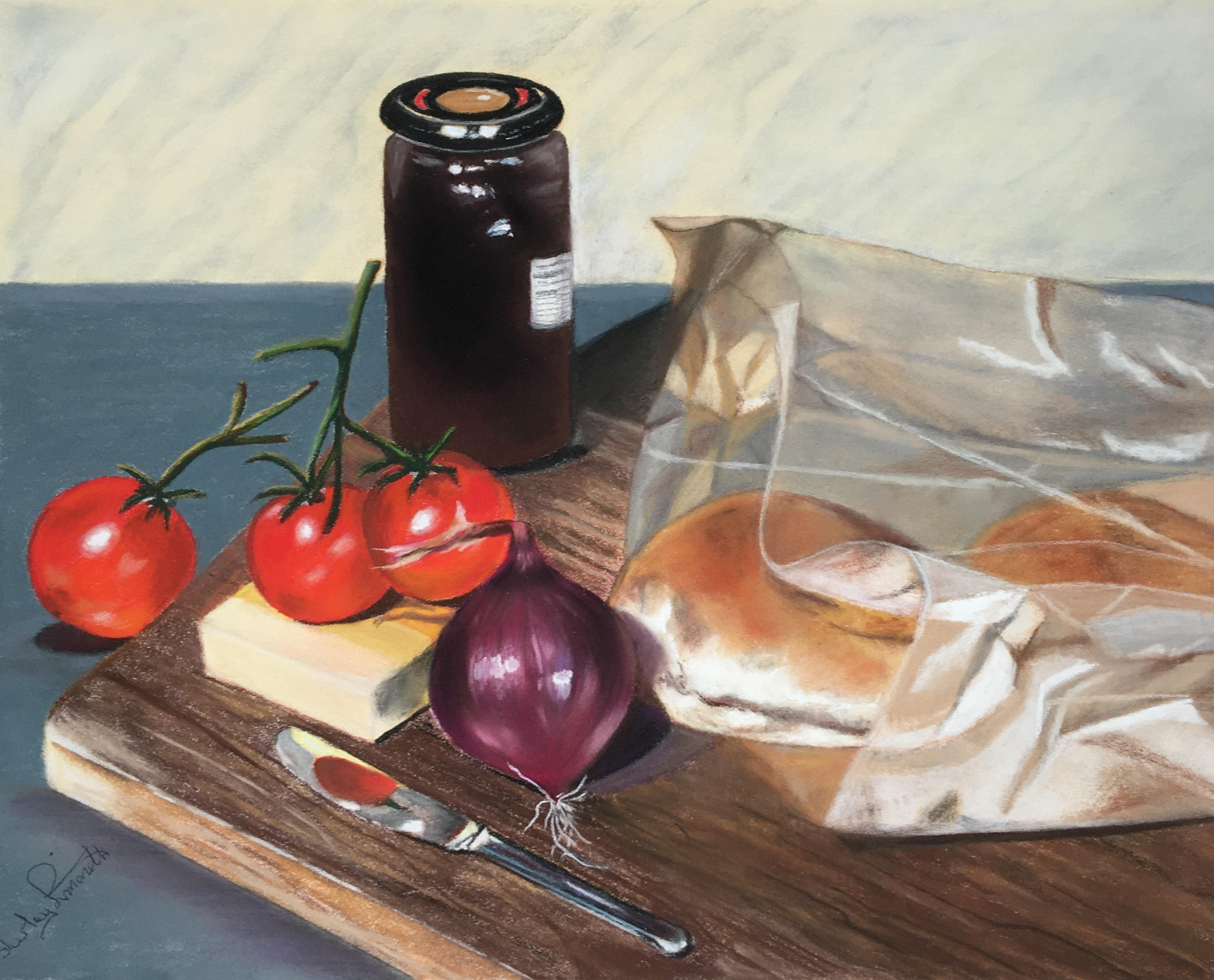 ploughman's lunch shirley simonetti