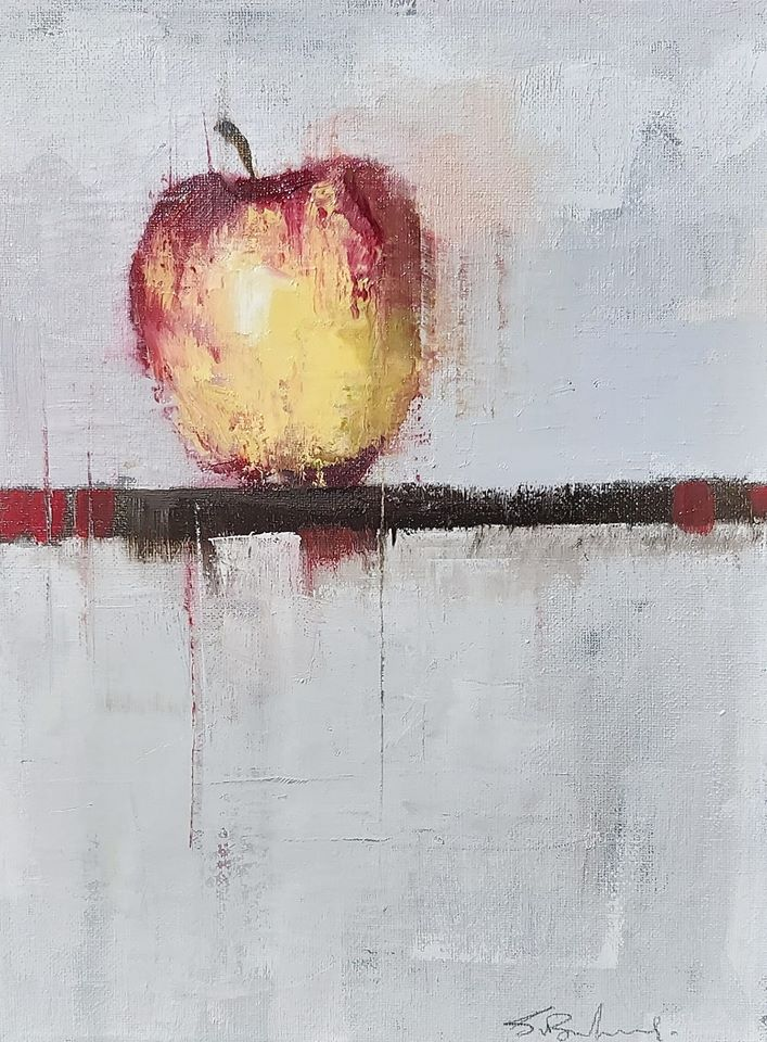isolation apple IV scott bridgwood