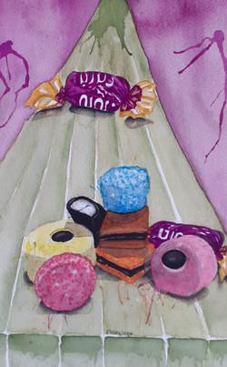 sweets cherry jaye