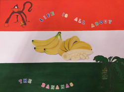 life is all about bananas sandra smith (