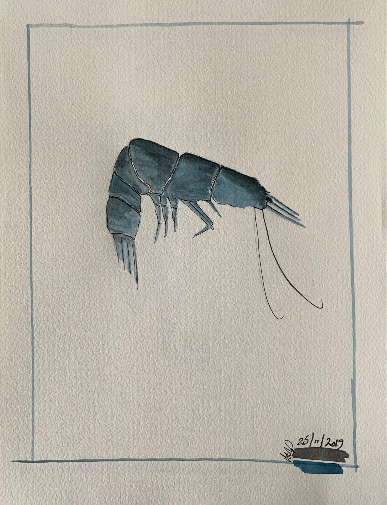 shrimp on holiday michele peryer