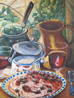 puttanesca tart's spaghetti keith judkin