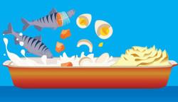 fish pie matilda lambert