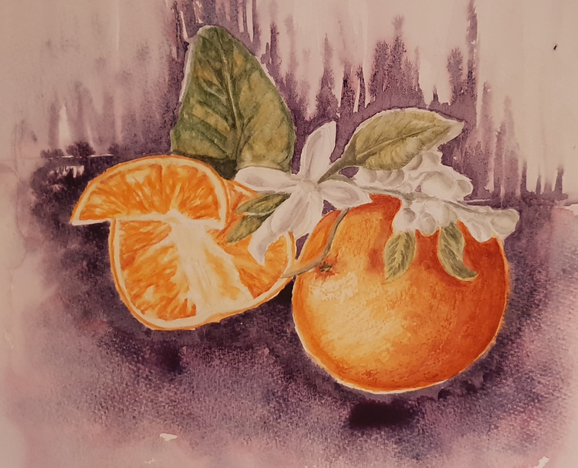 simply oranges jane gemmell