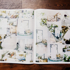 Styled Shoot Newspaper