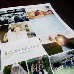 Sarah Brookes Photography Newspaper