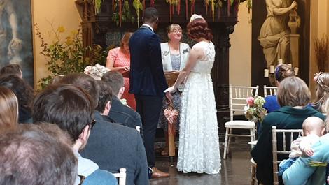 VIDEO | FAKE WEDDING WEDDING FAIR, KINGS WESTON HOUSE | OCT 19