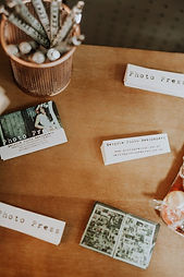 Alternative, Creative and Bespoke Wedding + Civil Ceremony stationery, Events and Marketing Newspapers - Image courtesyof Meghan Lorna Photography