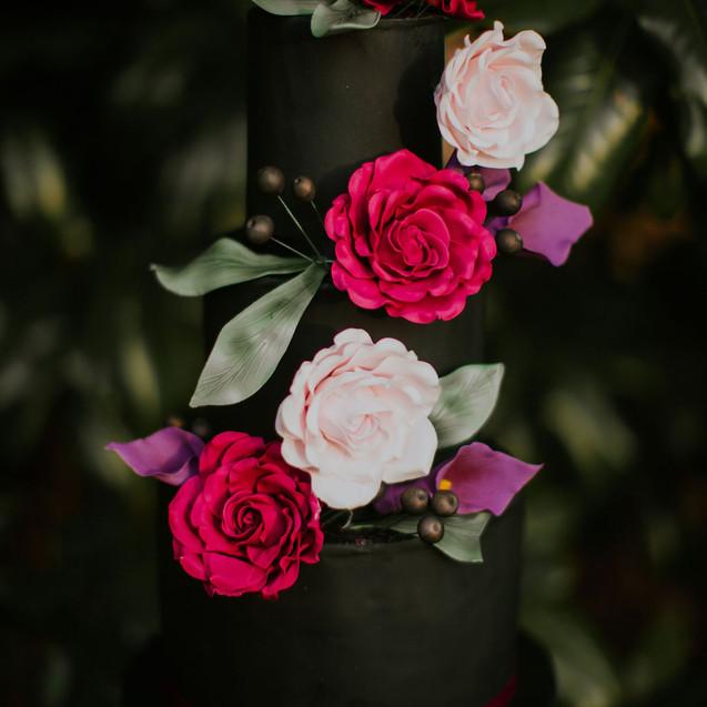Gothic Wedding Inspiration
