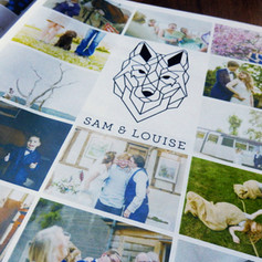 Sam & Louise Photography Marketing Newspaper