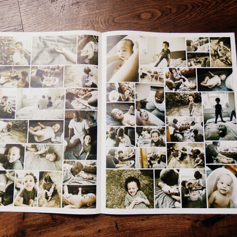 The Menagerie Lifestyle Photography Marketing Newspaper