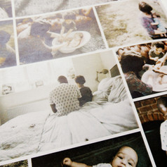 Baby and family photo shoot Newspaper