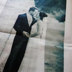 Abi Chadwick Photography Photography Portfolio Newspaper