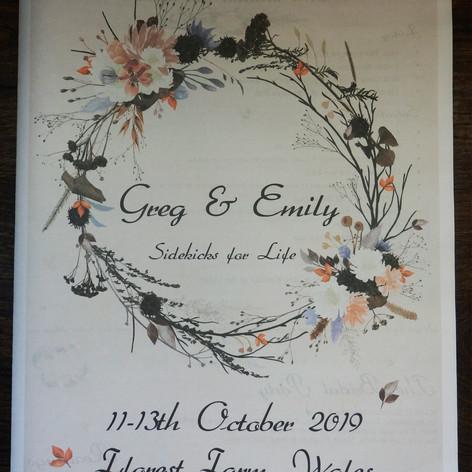 Fforest Weddings