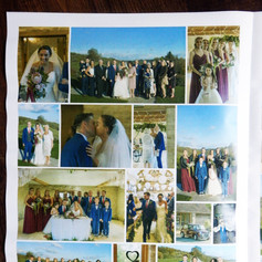 Wedding Photo Thank You Newspaper | Alternative Wedding Stationery Newspapers